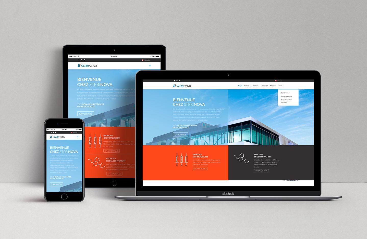sterinova-site-web